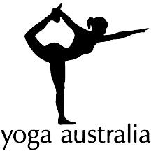 Yoga Australia Logo by Roy Smith Design